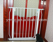 Metal safey gate for baby or pet