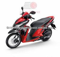 125cc Pedal New Motorcycle Mini Motorbike
