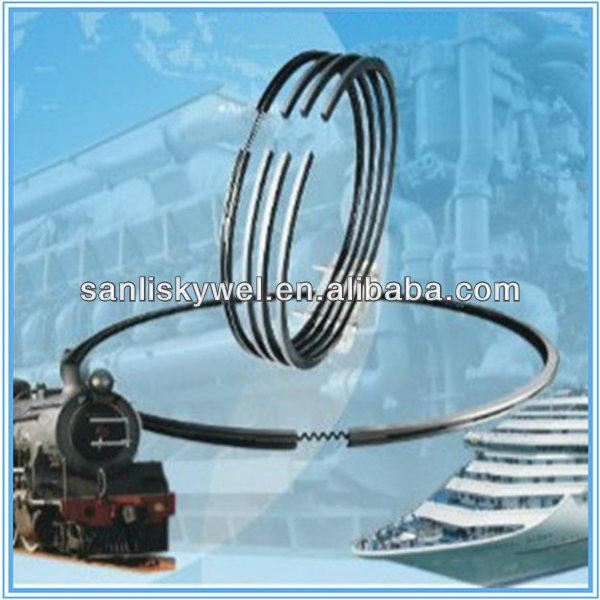 Anel de pistão para locomotiva motor diesel
