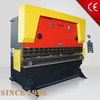 ANHUI SANLI WF67Y series hydraulic bending machine NC type