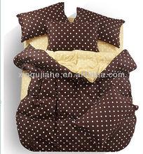 2013 HOT Selling Cute Dots Fashion Design Bedding Set