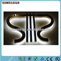 publicidad cajas de luz de la resina de acrílico led signo logotipo proveedor de guangzhou