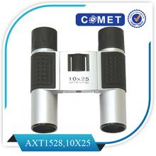 AX1514;binoculars 10X40;binocular;Magnification:10X;Objective Lens Diameter:25mm;Prism type: Porro