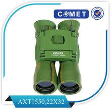AX1275;binoculars 10X32;binocular;Magnification:10X;Objective Lens Diameter:25mm;Prism type: Porro