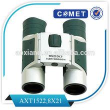 AX1296;Objective Lens Diameter:21mm;8X21 New binoculars /mini binoculars/pocket binoculars