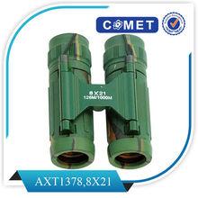 AX1315;Objective Lens Diameter:21mm;8X21 New binoculars /mini binoculars/pocket binoculars