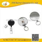 metal retractable key chain holder