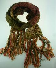 winter fashion shawl knitting pattern