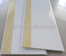 High Quality PVC Decorative Mural Plates/Wall Covering