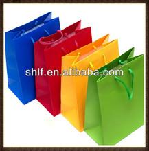 ShangHai LingFeng customized Fold Art paper bags