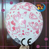 Weddings party supplies latex inflatable balloons