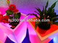 ดินเผากระถางดอกไม้นำกระถางดอกไม้โปร่งแสง