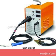 MIG 200 IGBT welding machines welding equipment portable mini welder