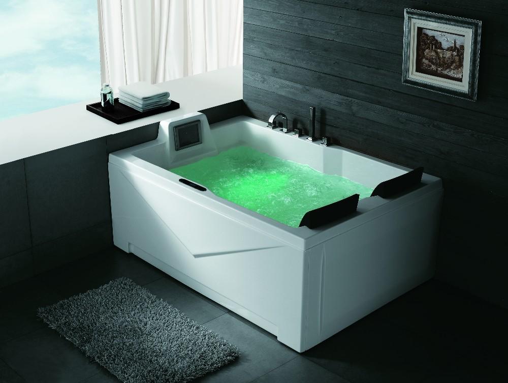 hs bc667 2 personne baignoire double whirlpool baignoires. Black Bedroom Furniture Sets. Home Design Ideas