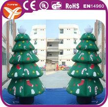 2015 inflatable christmas tree
