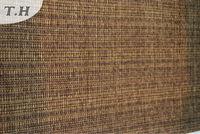 Brown 310gsm plain chenille sofa fabric