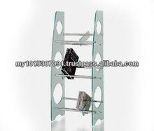 CD / DVD acrylic rack / acrylic stand