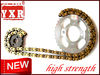 Motorcycle power chain sprocket made in China for low price