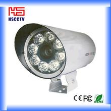 IP66 Sony Effio 700tvl Array LED Outdoor 700tv lines cctv camera
