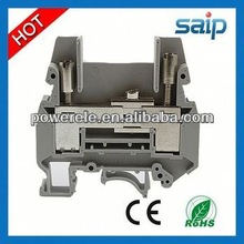Din Rail Industrial Distribution JUT1-2.5 terminal vinyl wire end caps