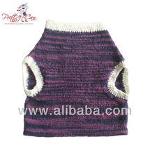 Chaleco para Perros tejido en lana