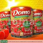 Domo Purest Tomato Paste, 100% without additives, Turkish production
