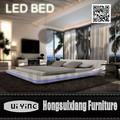 nuevo diseño de corea led muebles sofá cama a538