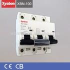 XBN-100 miniature circuit breaker 100 amp mcb