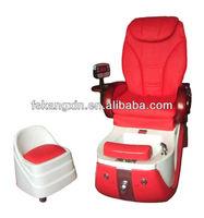 salon equipment footrest for pedicure chair