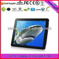 High quality 7.9 inch android smart pc tablet MTK6589 Quad Core tablet pc