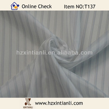 Zhejiang Huzhou Two Tone Stripe Suit Sleeve Lining