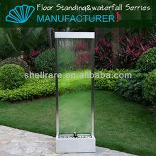 Luxury garden ornament---glass art