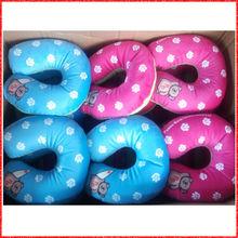 Bright Color U Shape Memory Foam Pillows Stock Cheap Wholesale Pillows