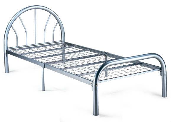 سرير حديد نفر أشكال لسراير حديد أثات الغرف الجماعية هيكل سرير فردي سراير حديد