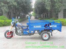 Japan technology 200cc power Japan motor CARGO TRICYCLE /three wheel motorcycle