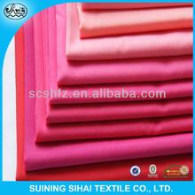 dyed woven 100 cotton poplin fabric plain cloth