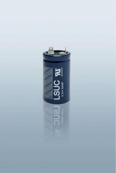320F / 2.5V(EDLC) LS Ultra Capacitor-PC Series