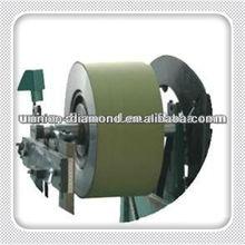 Cylindrical centerless diamond grinding wheel