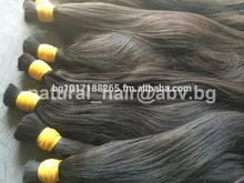 Raw European Human Hair