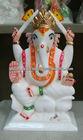 Marble Ganesh Idol , Stone Marble Ganesh Murti