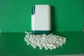 Stevia tablets in dispenser (instant soluble), Stevia tablets in bulk, Stevia sweetener tablet dispenser