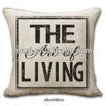 caliente de la venta al por mayor decorativos throw pillow