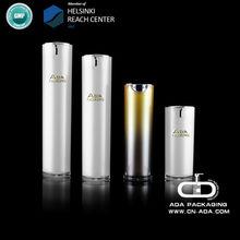 หรูหราada-ab-10230- 50mlขวดสุญญากาศอะคริลิ/ภาชนะพลาสติกที่มีฝาปิด