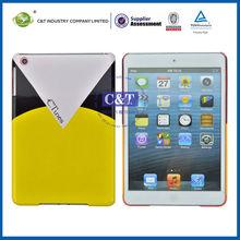 C&T Hot-selling pc hard case for ipad mini apple