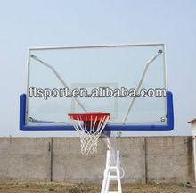 12mm thick Glass Basketball Backboard