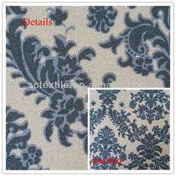 98%cotton 2%sp printed cotton strech twill fabric