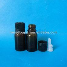 5ml Mini amber glass bottle for essential oil bottle