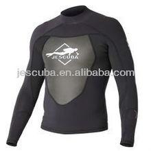 Men's Neoprene surfing top, sporting wear top,diving wetsuit top