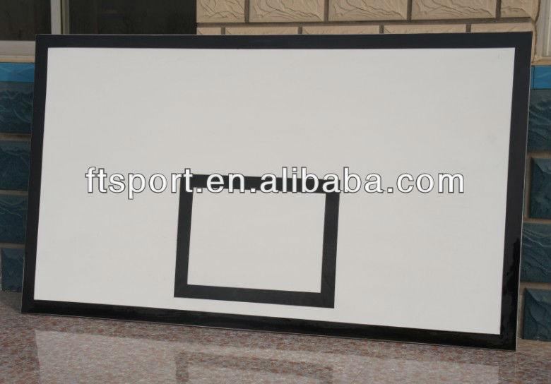 Fiberglass Basketball Backboard with Timber Inside(Various Size)