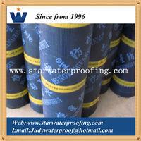 SBS polyester asphalt waterproofing roof felt elastomer